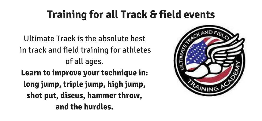 Ultimate track logo