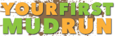 your first mud run logo
