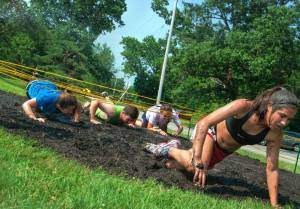 family mud run in NY