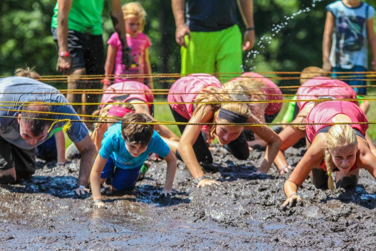 kids mud run upstate NY