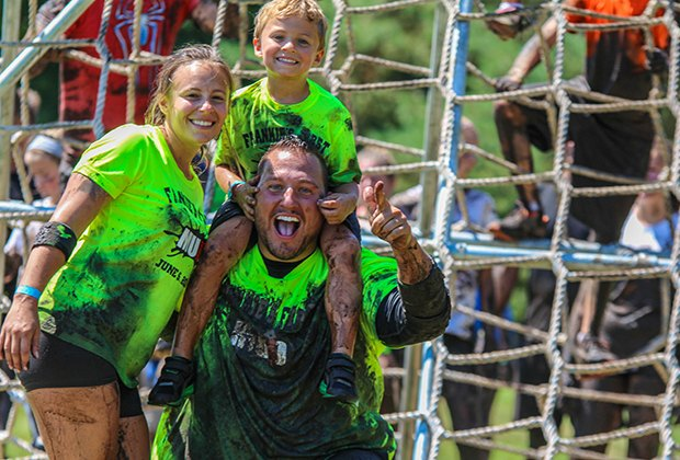 Parsippany nj family mud run